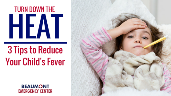 When To Bring Child To Emergency Room Fever