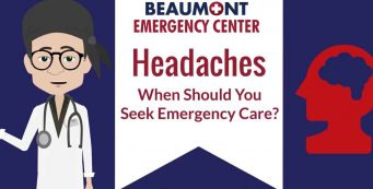 Headache Treatment - Beaumont Emergency Ceneter